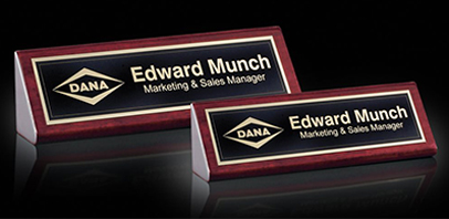 Name Plates and Signs