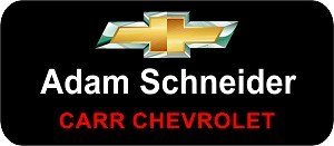 "1 1/4"" x 3"" Car Dealership Name Tag"